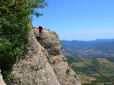 Via Ferrata, Morera del Montsant
