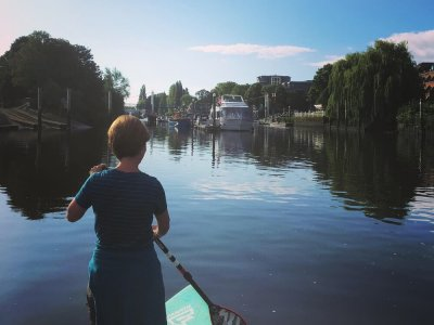 Rent Paddleboard near London for 2 Hour
