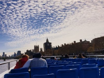 River Cruise Tour to Greenwich 1 Hr