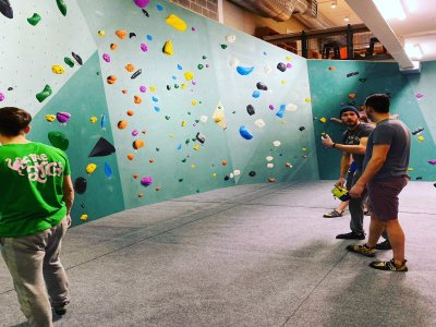 Learn to Climb in West London for 30 Min