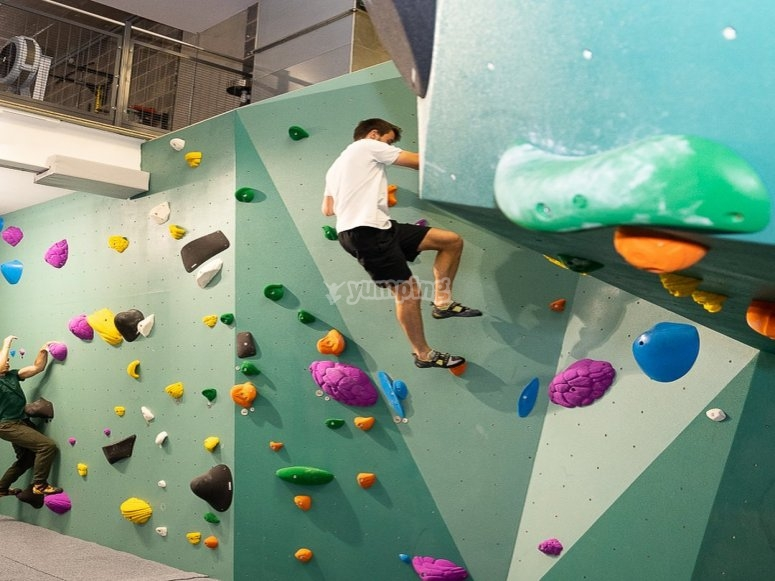 climbing with style