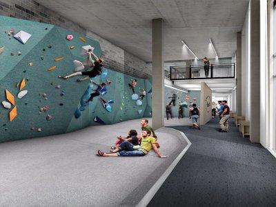 Rock Climbing West London Kids (8-13)