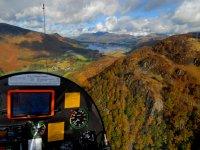 Gyroplane controls