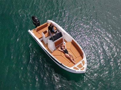 Boat rental Nireus License Santa Pola 4 hours