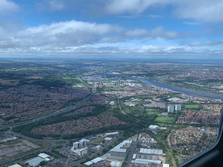 Newcastle views