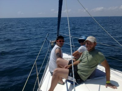 1-hour sailing trip from Cambrils