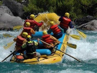 Despedida´x Rafting
