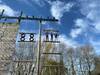 Complete High Ropes Circuit In York for 1 Hour