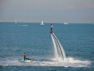 Rent Jet ski valencia Flyboard