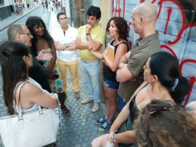 Guided tour of literary Seville 90 min