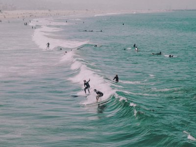 Private surf class in Torrevieja 90 minutes