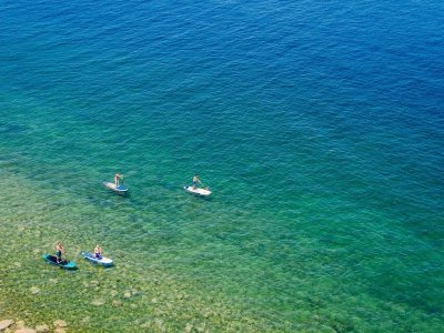Private Paddle Surf Class in Torrevieja 90 mins