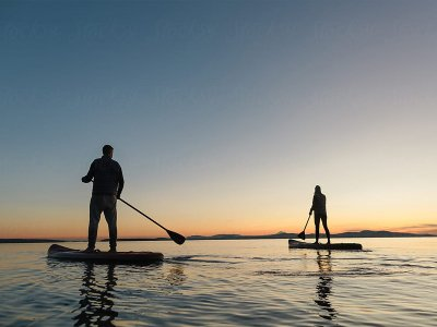 Paddle surf equipment rental in Torrevieja 2h