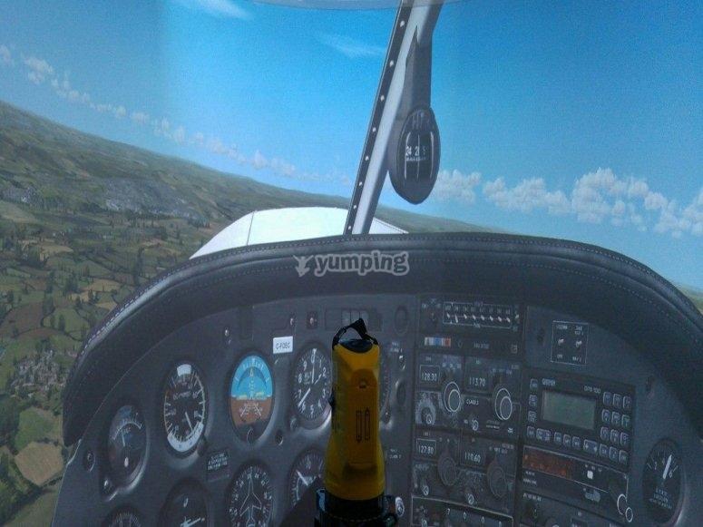 Realistic simulator