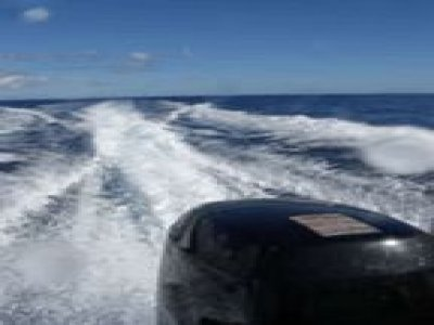 Fathom and Blues Powerboating