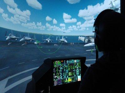 Battle of Britain Aircraft Simulator in Newcastle