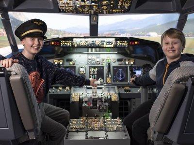 Piper Simulator in Newcastle for 30min