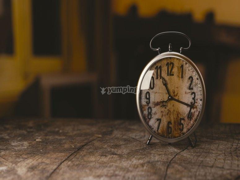 Race against the clock!