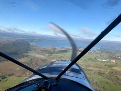 Course to pilot a plane in Mazaricos 5 hours