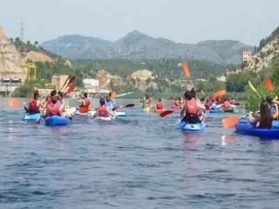 Canoeing tour Benifallet-Xerta, Tarragona - 2h 30m