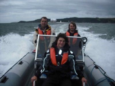 RYA Level 1and 2 Powerboat Course Pentewan
