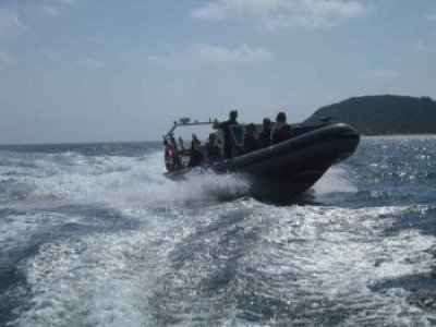 RYA Powerboat Taster Session Pentewan