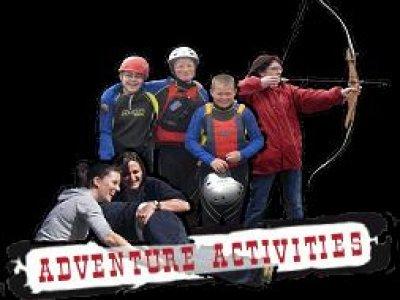 AWOL Paintball and Adventure Centre Mountain Biking
