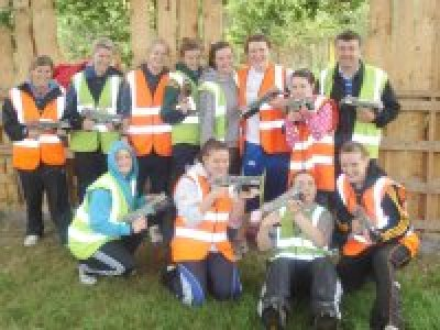 AWOL Paintball and Adventure Centre Laser Tag
