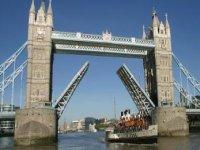 Take a trip down to Tower Bridge.