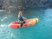 Kayak Hire in St Austell Bay for 2hs