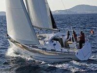 Exhilarating sailing