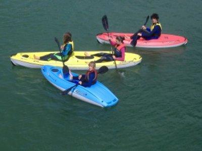 Full Day Single Kayak Hire Pentewan