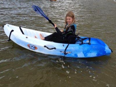 Full Day Kayak Hire in Pentewan