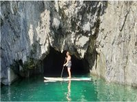 Stand Up Paddle Board Hire in Pentewan for 1h
