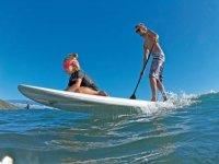 1 Hour Stand Up Paddle Board Hire Pentewan
