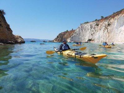 Kayak rental in Cala del Aceite Cónil 1h