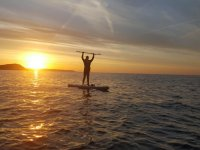 SUP Experience in Pentewan for 2hs