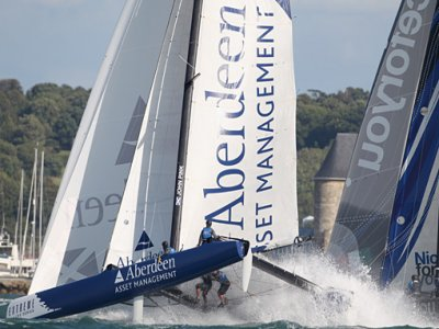 Cowes Week Spectator Sailing Days for 7