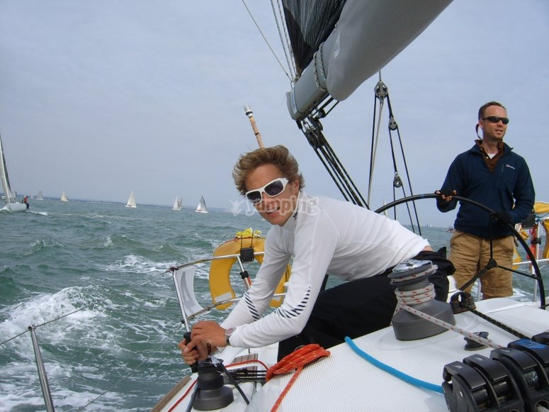 Get Involved in Cowes Week