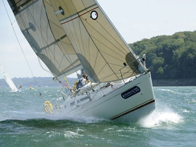 Cowes Week Yacht Race Days
