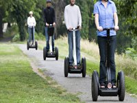 Segways are a fun group activity