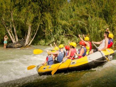 Rafting in River Segura, Children Fee