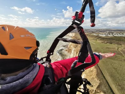 Blue Skies Paragliding