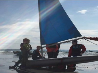 Windsurf Hire in Pentewan for 1h