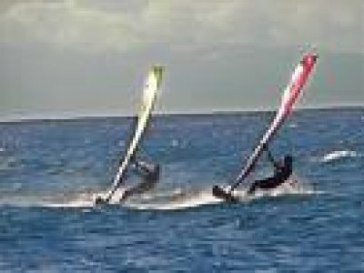 2 Hour Windsurf Hire Pentewan