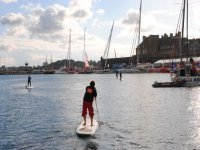 3 Hour Stand Up Paddle Board Hire Pentewan