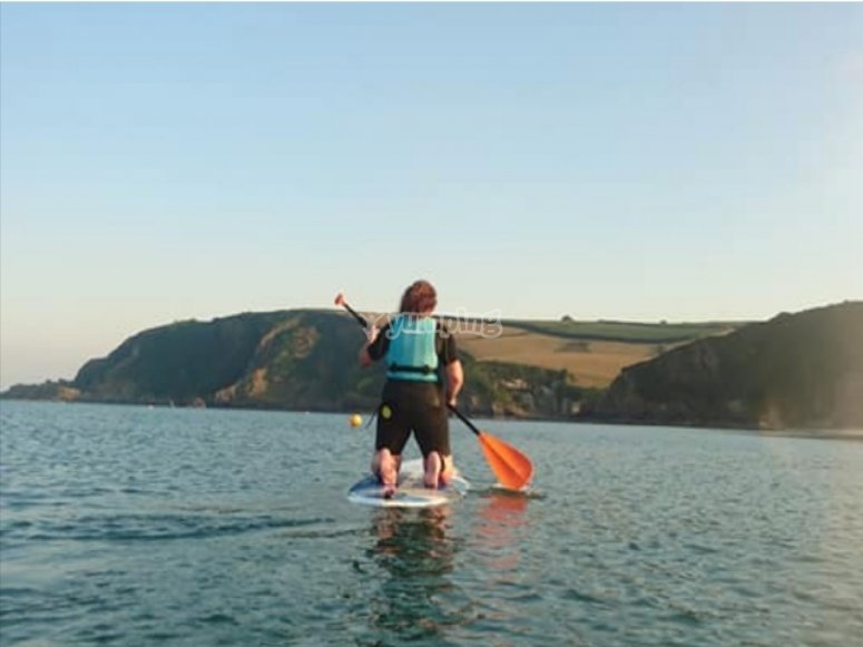 The SUP journey