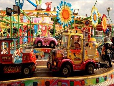 Ocean Beach Pleasure Park Amusement Parks