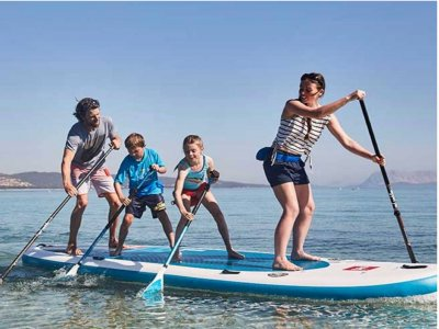 Full Day Stand Up Paddle Board Hire Pentewan
