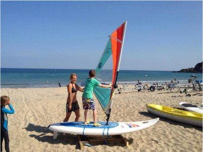 Windsurfing Experience in Pentewan for 3hs